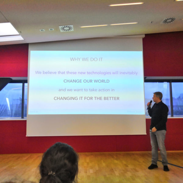 Inspiration durch Startup-DNA von Frank Thelen beim ATEC