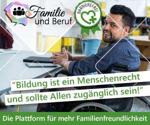 Unterstützen Sie Familie-und-Beruf – verlinken Sie unsere Banner auf Ihrer Webseite